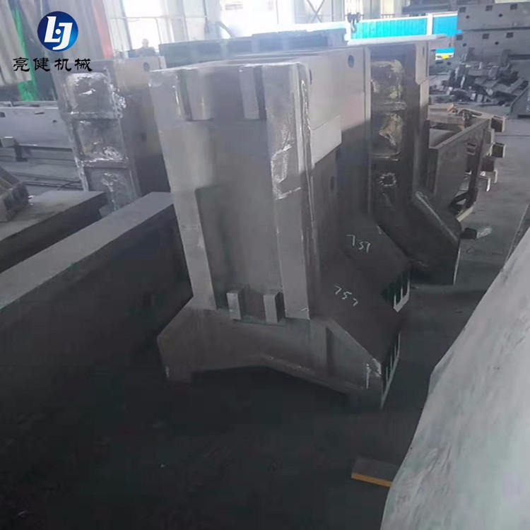 年前接單年后生產機床鑄件 灰鐵鑄件 鑄鋼件 HT200  HT250  QT450材質