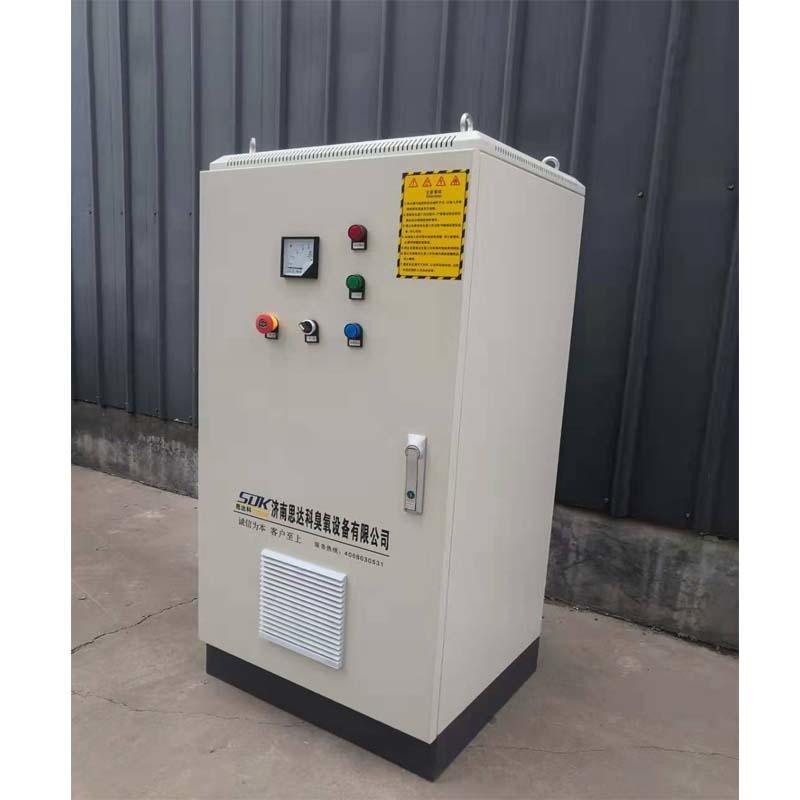 SDK-G-O-100G臭氧發生器、純水消毒臭氧發生器、地表水臭氧發生器-濟南思達科