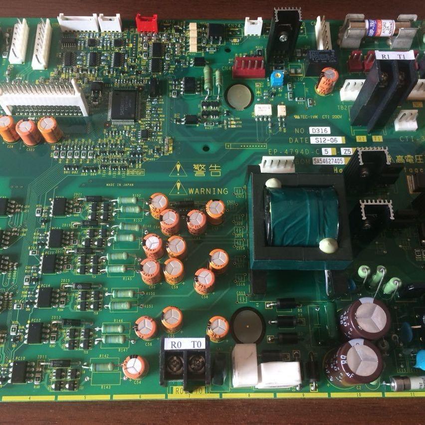 富士变频器电源驱动板_富士变频器电源板_富士变频器CPU主板_G1-P3 250-4