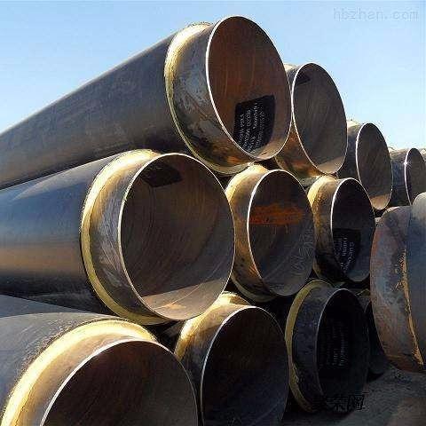 龍都管道直銷 預制直埋保溫管 直埋式保溫管 預制熱力保溫管 聚氨酯保溫管 塑套鋼保溫管 聚氨酯硬質泡沫保溫