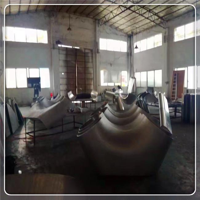 氟碳双曲铝单板的钣金应力消除法-广东匠铝