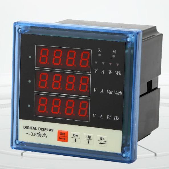 金来电气 三相多功能 194E-9S4 远程通讯 电力设备电工仪表 源头厂家直销