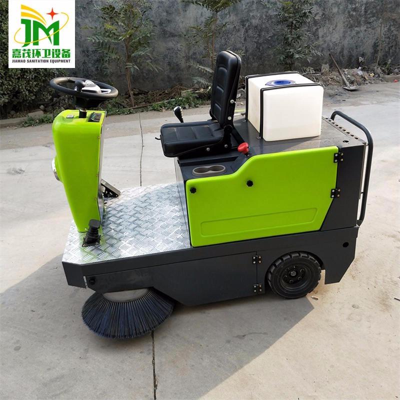电瓶式扫地车 嘉茂环卫 电动清扫车 电动扫地车 环保扫地车