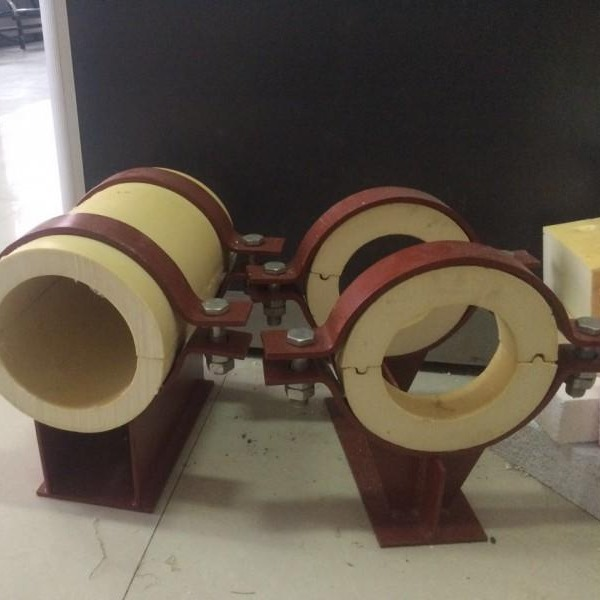 生產加工高密度聚氨酯管托   聚氨酯管托型號齊全-路博供應