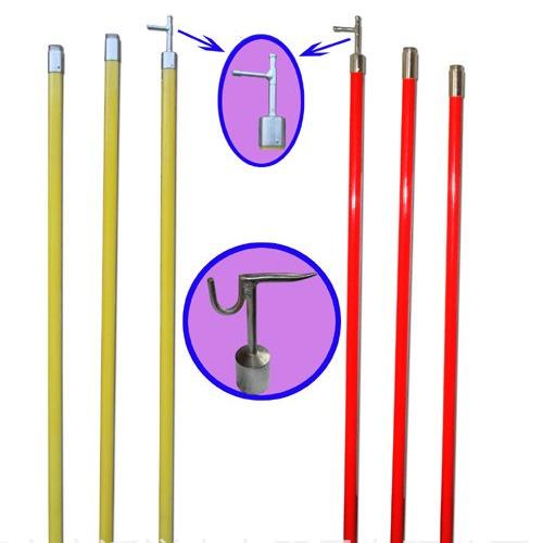 派祥生产 35KV玻璃钢绝缘棒 环氧树脂高压绝缘拉闸杆 西北甘肃直销