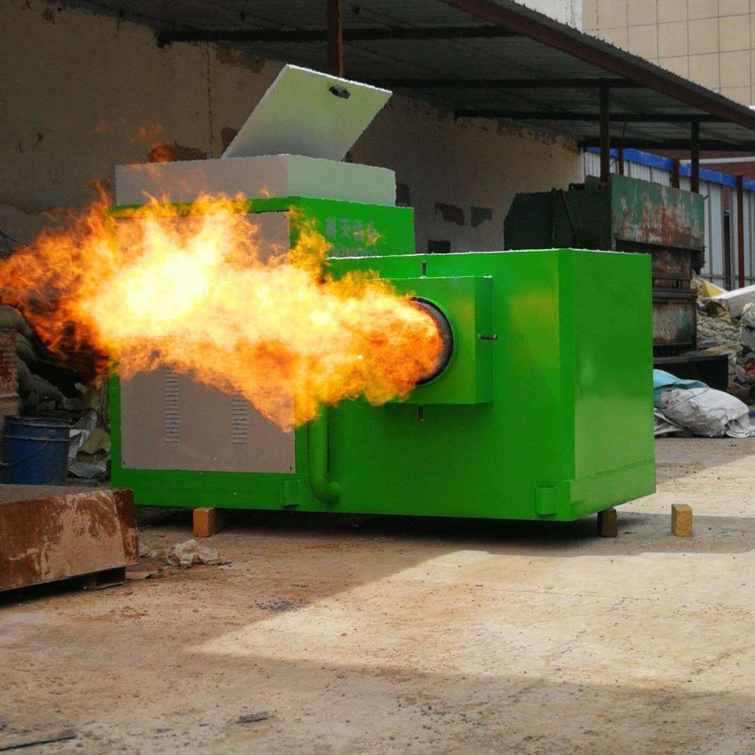 廠家直供80萬大卡生 物質顆粒燃燒機