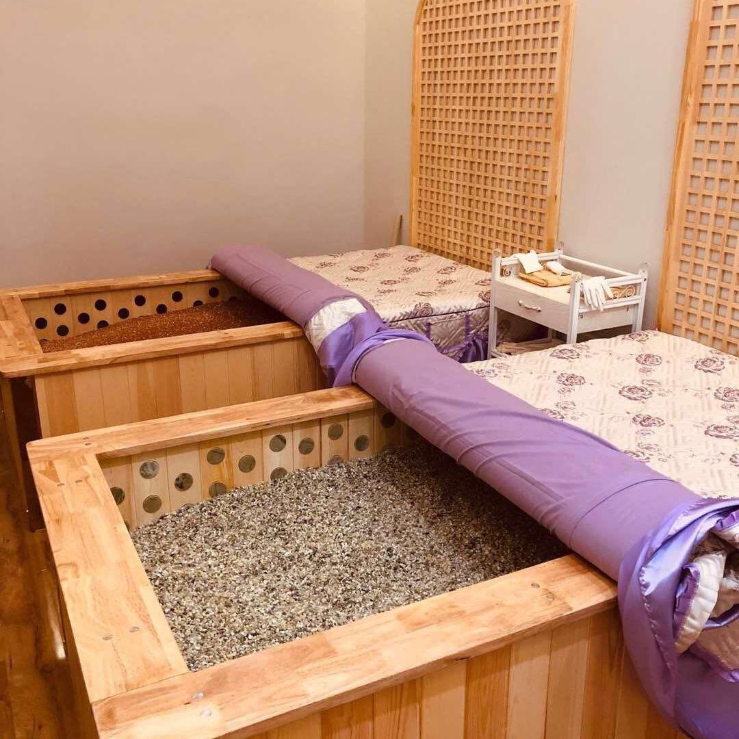 百莉雅 商用 沙疗床,沙疗床厂家,沙疗的好处,玉疗盐疗沙疗设备厂家直销,