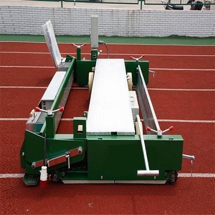鼎東 全自動塑膠跑道攤鋪機  體育場專用攤鋪機 橡膠顆粒平鋪機 無憂售后