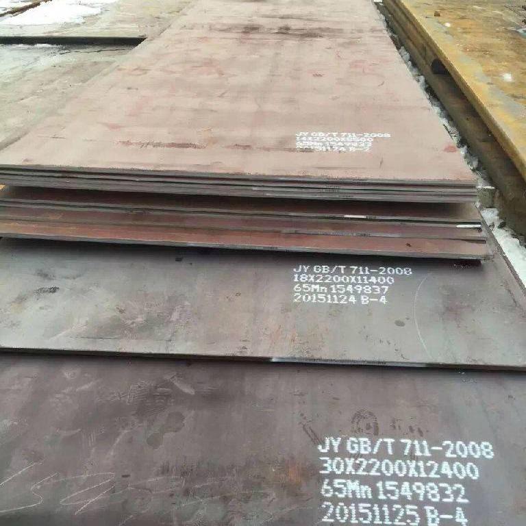 65mn彈簧鋼板 65mn彈簧鋼板廠家