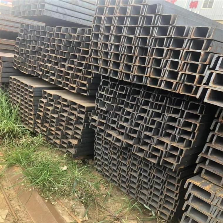 鋼材現貨熱銷日鋼Q420D低合金槽鋼 Q420D大型槽鋼 檢尺當天價格