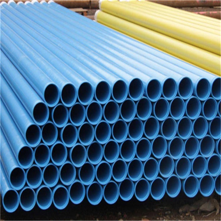 龙都供应 内外涂塑钢管 电力涂塑管 热镀锌涂塑钢管