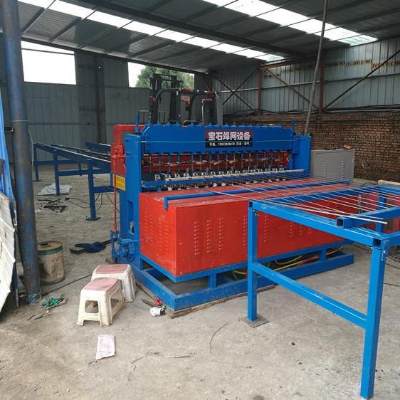 矿用网片机  煤矿焊网机    矿用钢筋网焊网机