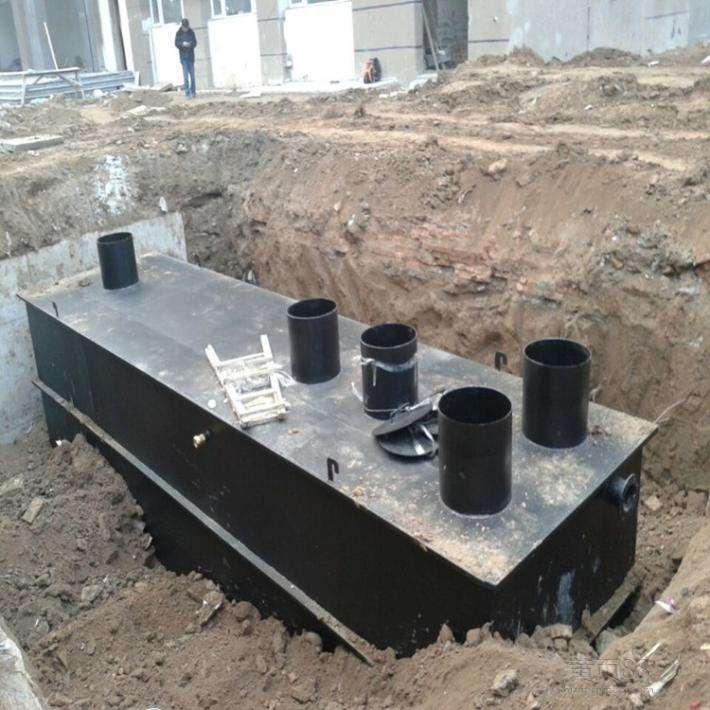 地埋式污水處理設備終身保修