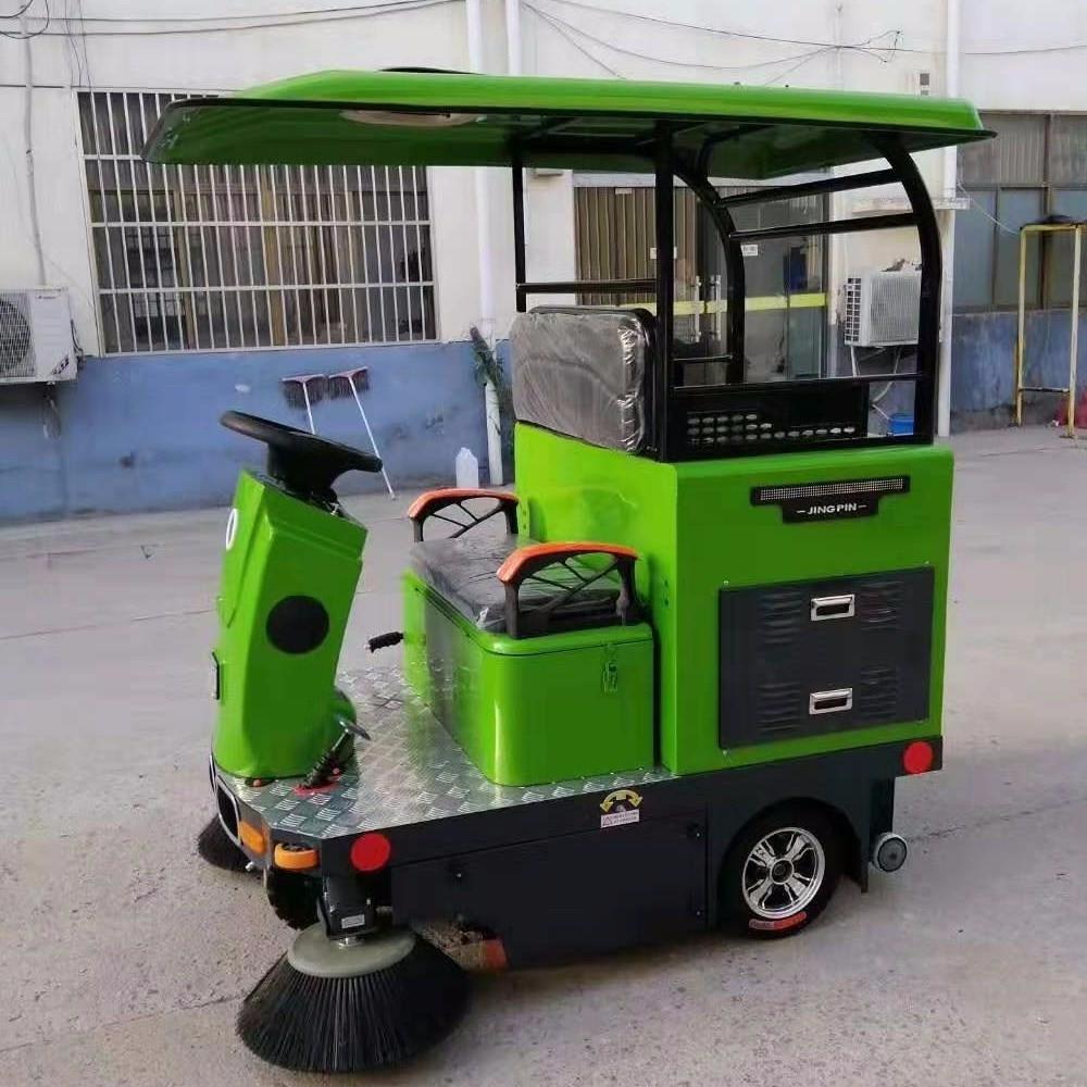 吸尘电动扫地车 无尘扫地车 驾驶式纯电瓶 电动扫地车