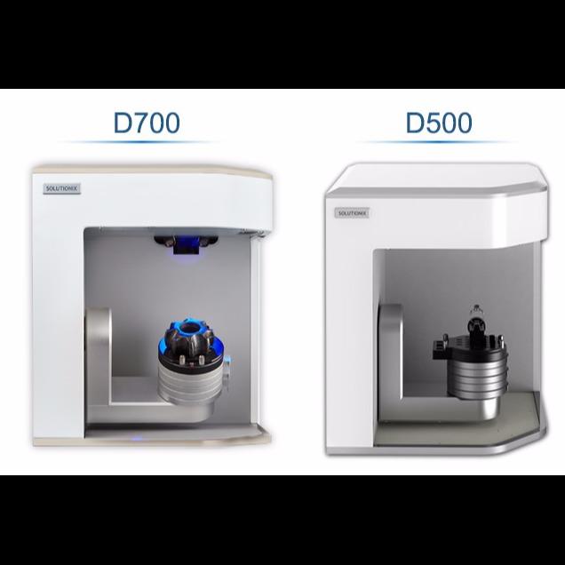 全自动三维扫描仪--Solutionix D700/D500 三维扫描仪