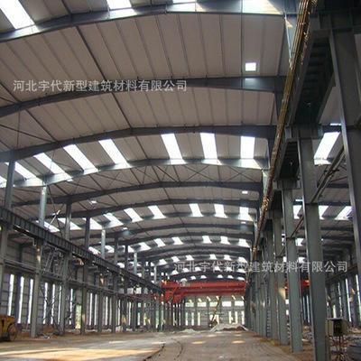 河北宇代廠家直銷 裝配式建筑材料 鋼骨架輕型板 預制墻板 鋼骨架防火墻板 價優
