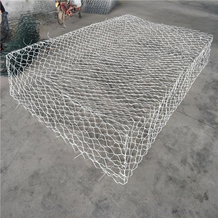 安平泰同石籠網實體廠家生產,鍍高爾凡石籠網箱,鋅鋁合金格賓籠,10%鋁鋅賓格石籠