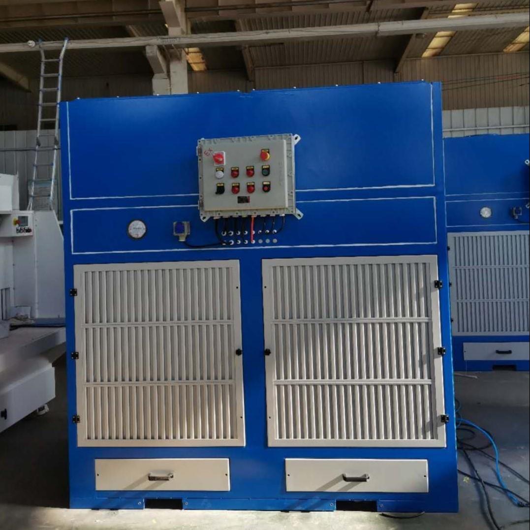車間粉塵除塵器  大工件打磨除塵柜   環保除塵廠家    打磨除塵凈化器