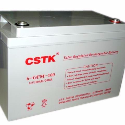 山特蓄电池 NP100-12蓄电池 UPS电源 直流屏  铅酸免维护12V100AH蓄电池 山特12V100AH蓄电池