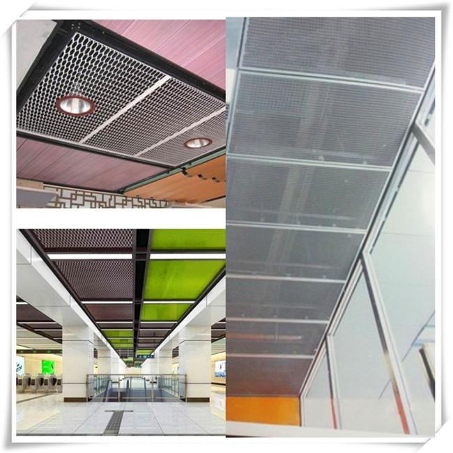 装饰拉网铝板经常使用的颜色