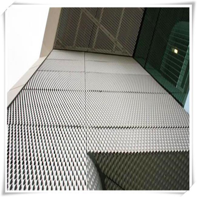 装饰拉网铝板的作用,铝方通厂家