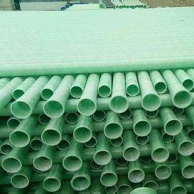 玻璃钢管道 玻璃钢夹砂管 电缆管道 污水管道  耐腐蚀玻璃钢管