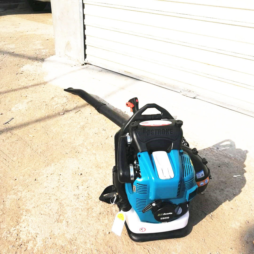 佳思 路面吹风机 环卫工程碎石清理吹尘机 背负式汽油吹风机  路面清理机