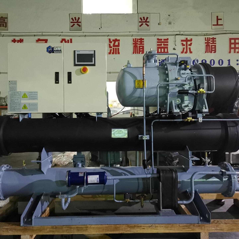 諾冰低溫制冷機 螺桿制冷機 低溫冷凍機廠 水冷式螺桿冷凍機 冷凍鹽水機組 反應釜低溫冷水機 鹽水低溫冷水機 低溫螺桿制冷