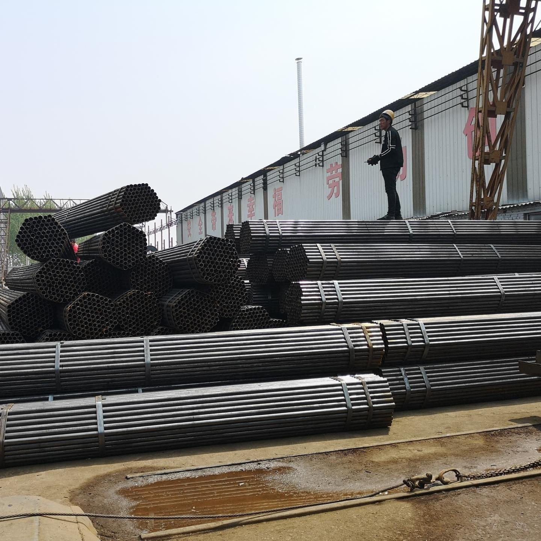 河北架管厂家 批发各种壁厚架子管 脚手架管
