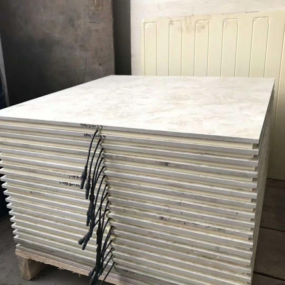 锐川厂家直销 电热瓷砖地暖保温板聚氨酯高压发泡机 价格优惠