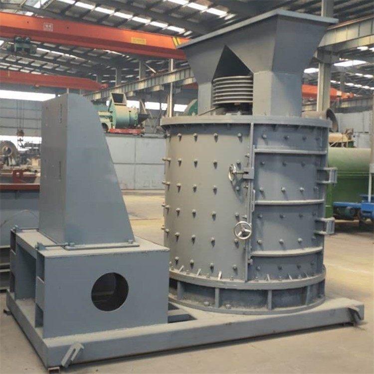 汇丰高效立轴制砂机 炉渣煤矸石立轴式制砂设备 细碎数控花岗岩制砂机