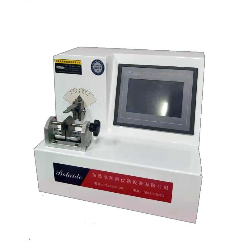 博萊德BLD不銹鋼針管韌性測試儀不銹鋼針管測試機不銹鋼試驗機