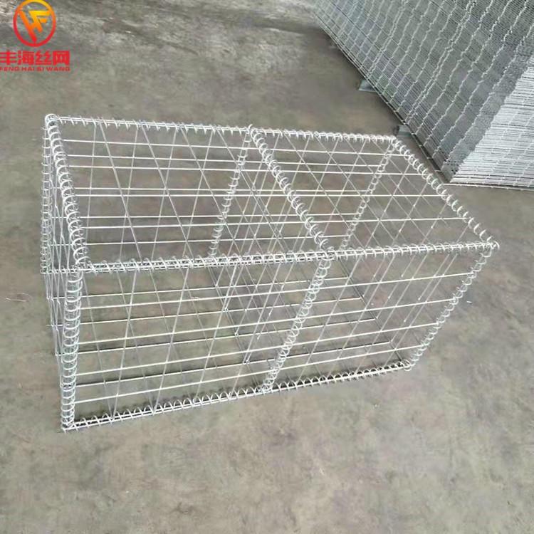 电焊钢丝石笼网 不锈钢石笼网 石笼网厂 景观石笼网墙