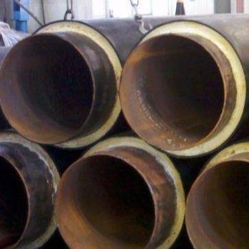 龍都管道  聚氨酯直埋保溫管 預制聚氨酯保溫鋼管 426保溫鋼管