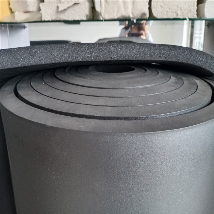 德阳商家直销 橡塑海绵板隔音环保优质橡塑板