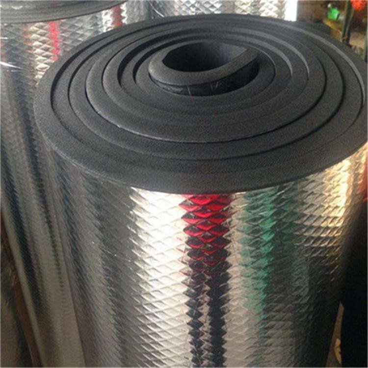 优达  新疆 不干胶橡塑 b1级橡塑保温管 厂家直销