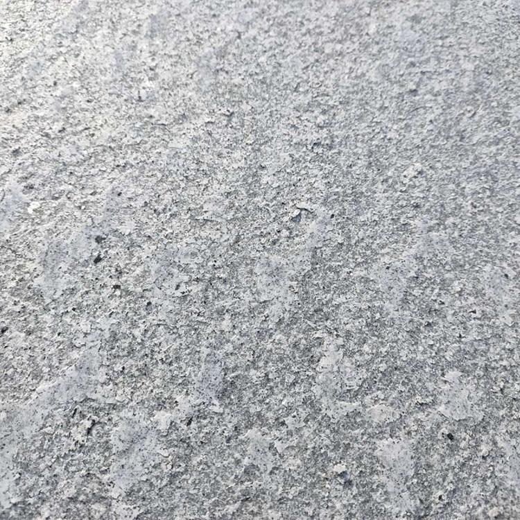 火烧面芝麻灰花岗岩家装用芝麻白花岗岩生产厂家 质量上乘