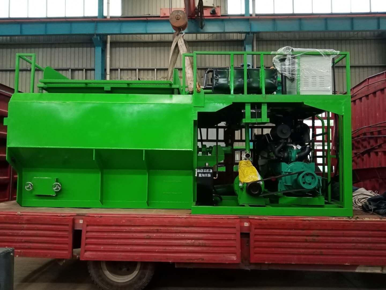 昆明市 绿化喷播机 建特23-2型液力喷播机厂家电话