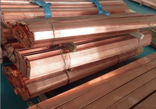 铜排 紫铜排 贵州毕节镀锡铜排 镀锡铜母线 导电铜排示例图2
