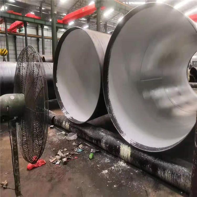 广东钢护筒 广州螺旋管 钢护筒生产厂家