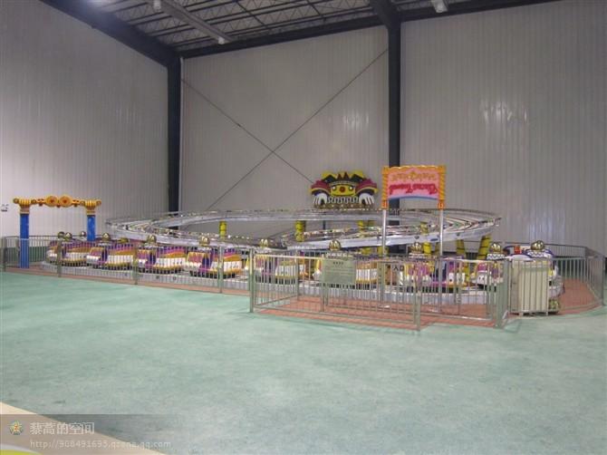 专业定制室内商场儿童爬山车 郑州儿童爬山车游乐园火爆游乐设备示例图8