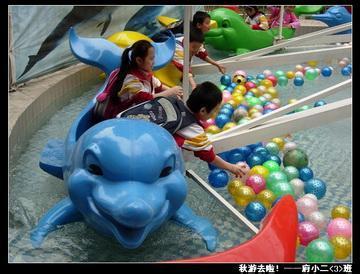 2020年6臂8臂海豚戏水_ 水上海豚戏水项目_郑州大洋旋转升降海豚戏水示例图17