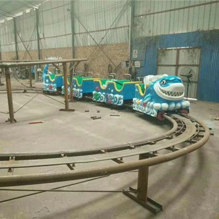 大型户外儿童游乐场游乐设备轨道滑行龙 惊险刺激滑行龙游乐项目示例图7