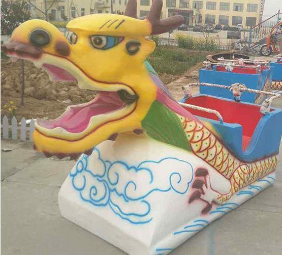 郑州大洋专业生产滑行龙 儿童游乐设备 大型户外游乐滑行龙厂家示例图4