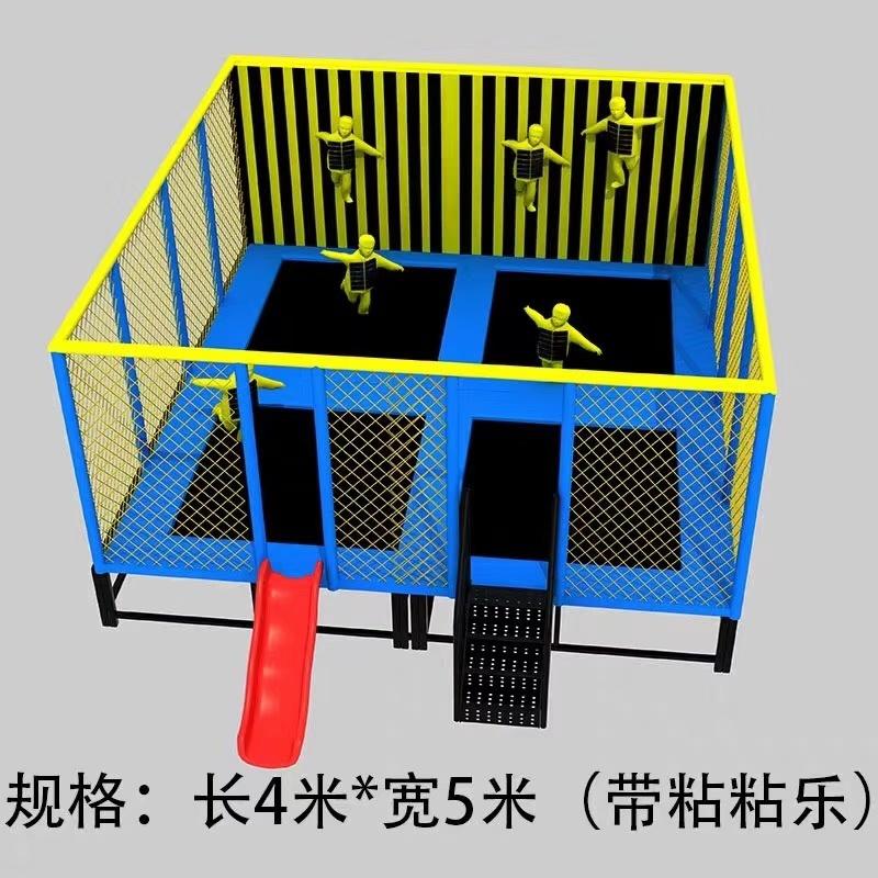 精品推荐室内游乐淘气堡 款式新颖 郑州大洋淘气堡儿童游乐园示例图4