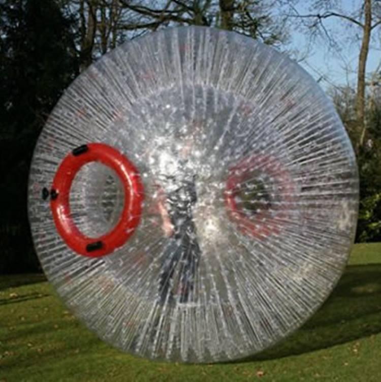 供应水上透明步行球 款式新颖大洋水上步行球儿童游乐设备示例图9