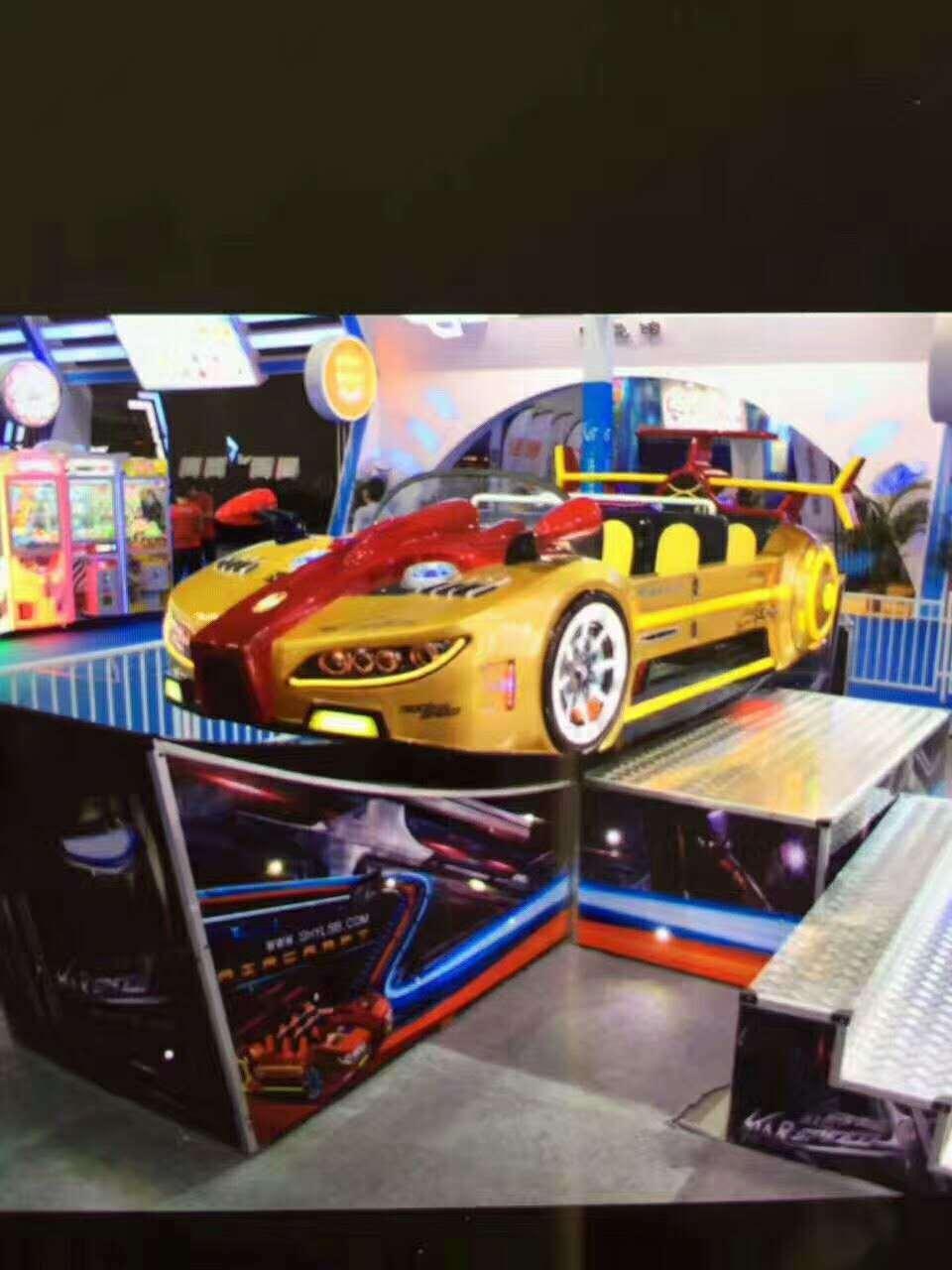 欢乐飞车儿童游乐设备 厂家直销新型霹雳飞车 郑州大洋生产厂家示例图6