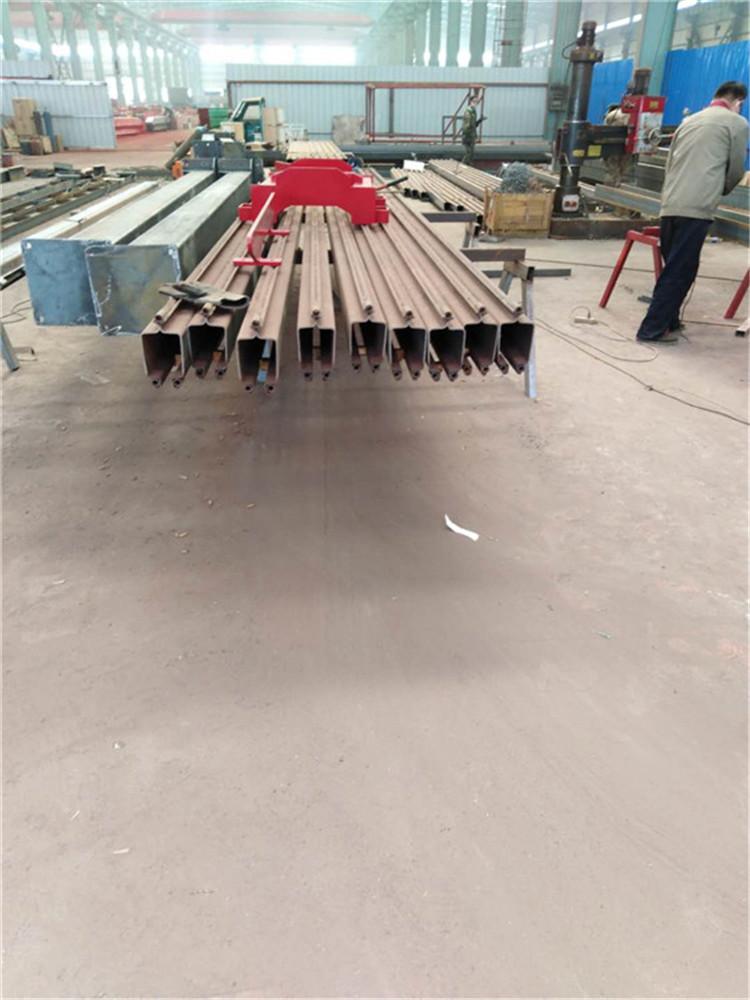 厂家直销FORT牌KBK1吨组合式柔性起重机 1吨KBK起重机 1吨组合式起重机 1吨柔性吊 流水线起重机示例图20