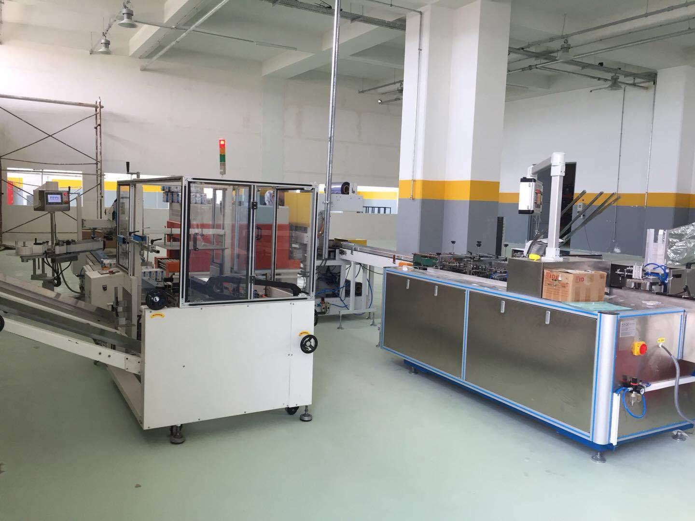 自动装盒机 纸盒折盒成型机 RY-ZH-80 荣裕智能机械 开盒机入盒包装机械生产厂家示例图37