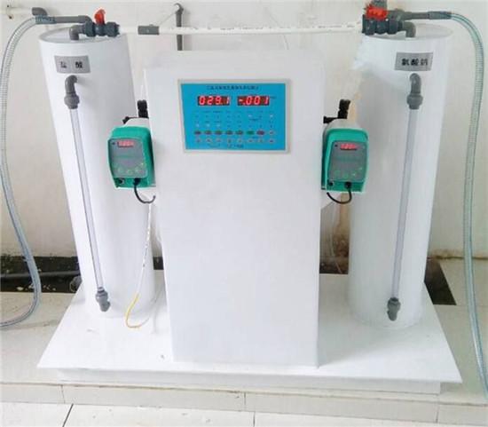 瀘州污水消毒設備公司伊宜景區污水處理設備